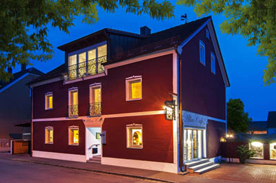 Pension Brunnenhof in Schwandorf